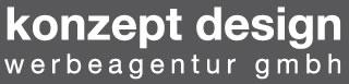 Konzept Design Werbeagentur GmbH Logo